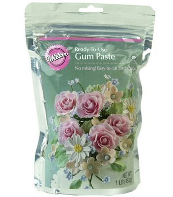 Wilton® Ready to Use Gum Paste-1Lb