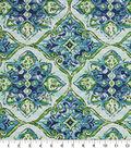 Solarium Outdoor Print Fabric 54\u0027\u0027-Ocean Dazzle