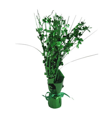 St. Patrick's Day Tabletop Tinsel