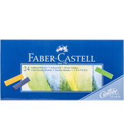 Faber-Castell® Creative Studio 24ct Soft Pastel Crayons, , hi-res