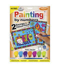 My First Paint By Number Value Kits-2PK/Happy Bugs