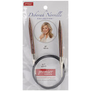 Deborah Norville Fixed Circular Needles 40'' Size 11/8.0mm, , hi-res