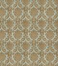 Jaclyn Smith Upholstery Fabric 54\u0022-Smirnoff/Peacock