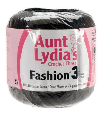 Aunt Lydia's Fashion Crochet Thread