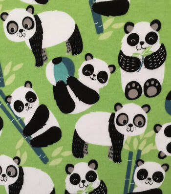 "Doodles Cotton Fabric 57""-Cuddly Cubs"