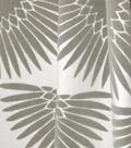 Genevieve Gorder Multi-Purpose Decor Fabric 54\u0027\u0027-Steam Flock