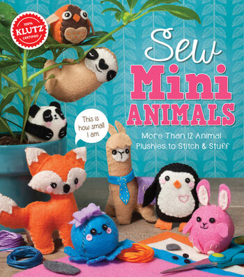 Sew Mini Animals Kit