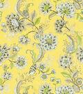 Home Decor 8\u0022x8\u0022 Fabric Swatch-Laurette Design Diver\u0027s Paradise Pebble