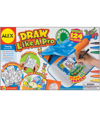 Alex Toys Draw Like A Pro Kit
