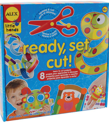 Alex Toys Ready Set Cut Kit