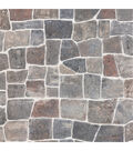Flagstone Grey Flagstone Rock Wall Texture Wallpaper