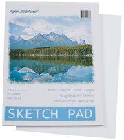 """Sketch Pad 9""""X12"""" 50 Sheets/Pkg-, , hi-res"""