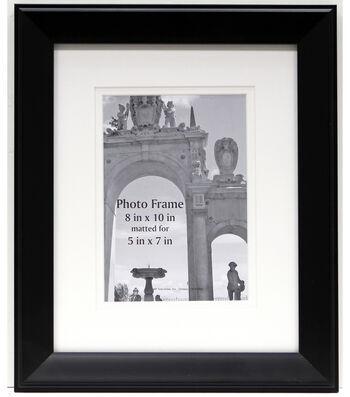 Portrait Frame 8x10-Black