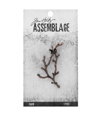 Tim Holtz® Assemblage Branch Charm