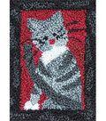 Rachel\u0027s of Greenfield Punch Needle Kit Small Cat