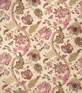 Home Decor 8\u0022x8\u0022 Fabric Swatch-Jaclyn Smith Garrison Hydrangea