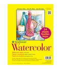 Strathmore Watercolor Paper Classpack 9\u0022X12\u0022-140lb Cold Press 24 Sheets