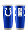 Indianapolis Colts 20 oz Insulated Stainless Steel Tumbler