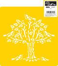 Delta Stencil Mania™ 7\u0022x10\u0022 Stencil-Tree with Birds