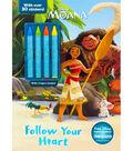 Parragon Disney® Moana Follow Your Heart Activity Book