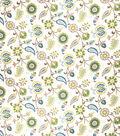 Home Decor 8\u0022x8\u0022 Fabric Swatch-Upholstery Fabric Eaton Square Usher Heather