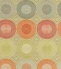 Waverly Upholstery Fabric 56\u0022-Bossa Nova /Campari