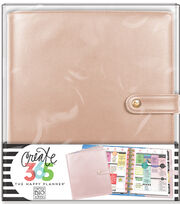 Create 365 The Happy Planner™ Classic Deluxe Cover-Rose Gold, , hi-res
