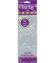 """3""""x10"""" Treat Bags-50PK/Clear, , hi-res"""