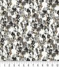 Keepsake Calico™ Cotton Fabric 44\u0022-Acrimony Onyx