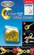 4mm Gol Crimp Covers