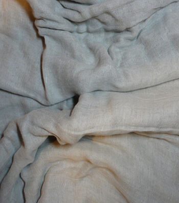 """The Witching Hour Cheese Cloth Fabric 34""""-Smokey Tan"""