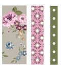 Buttercream™ Elizabeth Collection Fabric Tape-Romantic Floral