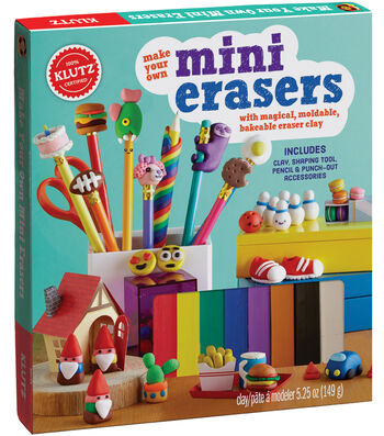 Make Your Own Mini Erasers Kit