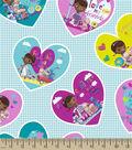 Disney® Doc McStuffins Cotton Fabric 43\u0022-Prescribe