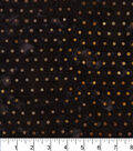 Legacy Studio Batik Cotton Fabric 44\u0022-Dot Neutral