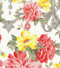Keepsake Calico Cotton Fabric 43\u0022-Feminine Intricate Floral