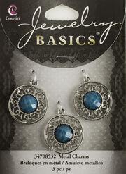 Cousin Jewelry Basics Metal Charms Filigree, , hi-res