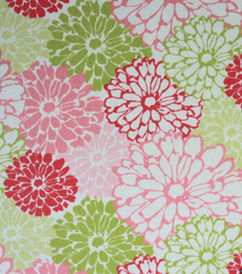"Home Essentials Print Fabric 45""-Bellina Blush"
