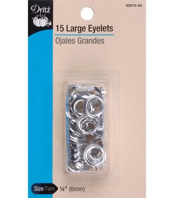 Dritz 1.25'' Eyelet Refills 15pcs
