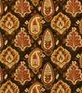 Home Decor 8\u0022x8\u0022 Fabric Swatch-Covington Medina 61 Autumn