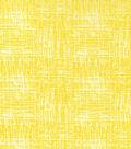 Keepsake Calico™ Cotton Fabric 43\u0022-Aspen Gold Crosshatch Blender
