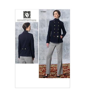 Vogue Patterns Misses Casual-V1467