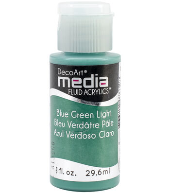 DecoArt Media Fluid Acrylic 1oz (Series 3)