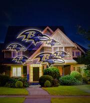 Baltimore Ravens Team Pride Light, , hi-res