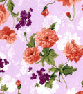 Two Daughters Premium Quilt Cotton Fabric 43\u0022-Garden Blooms Floral
