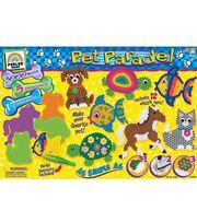Creative Kid Value Gift Box Bead Activity Kit-Pet Parade, , hi-res