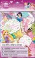 Disney® Princess Die Cut Cardstock