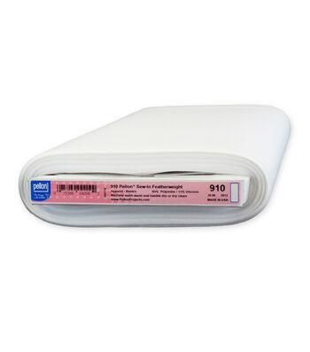 """Pellon® 910 Sew-In Featherweight Interfacing 20"""" x 10 yd Board"""
