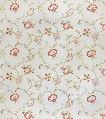 "Jaclyn Smith Print Fabric 54""-Alice/Blush"