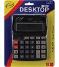 Desktop Calculator 8-Digit 7.5\u0022X5.7\u0022-Dual Power